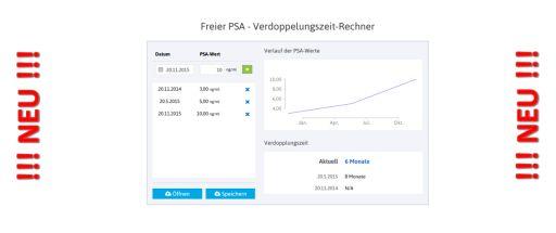 PSA Kalkulator